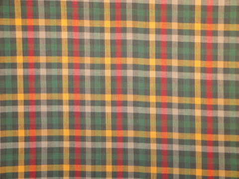Olive,Red,Gold,Green,Taupe,Large,Plaid,Check,Homespun,Fabric,Supplies,homespun_cloth,homespun_fall_fabric_RW0899_textile_creations