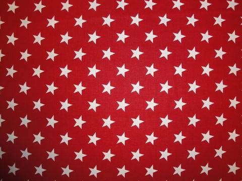 Red,Cotton,Fabric,With,White,Stars,Sold,By,The,Yard,Supplies,fabric_yardage,cotton_material,cotton_fabric,calico_fabric,red_star_fabric,star_fabric,cotton_cloth,blue_star_material,americana_fabric,american_flag_stars,fabric_shop,yard_goods,Quilt_Fabric,Cotton Material