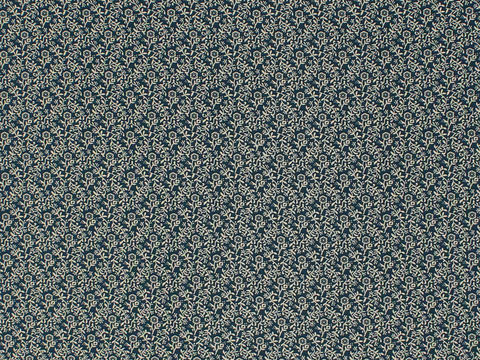 Remember,When,Civil,War,Reproduction,Blue,Cotton,Quilting,Fabric,With,Flower,Design,remember _when_choice_fabrics_blue_flower_shirting_sewing_fabric_civil_war_reproduction_calico
