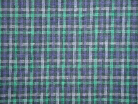 Purple,Teal,Navy,Woven,Cotton,Plaid,Homespun,Fabric,RW1011_ Supplies,homespun_cloth,homespun_fabric,homespun_material,cotton_material,cotton_cloth,cotton_fabric,_cloth ,plaid_homespun,rag_quilting_fabric,fabric_shop,cotton Materia