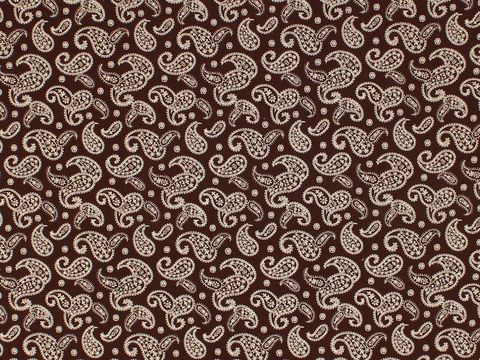 Remember,When,1800's,Civil,War,Reproduction,Brown,Cotton,Paisley,Quilting,Shirting,Fabric,BD-49725-A04_remember _when_choice_fabrics_brown_paisley_shirting_sewing_fabric_civil_war_reproduction_calico