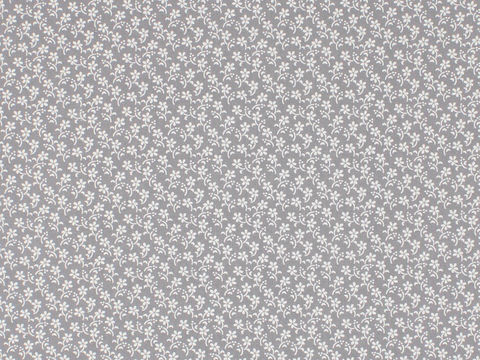 Remember,When,Civil,War,Reproduction,Grey,Cotton,Sewing,Fabric,With,Small,Flower,Design,remember _when_choice_fabrics_1800's_grey_flower_shirting_sewing_fabric_civil_war_reproduction