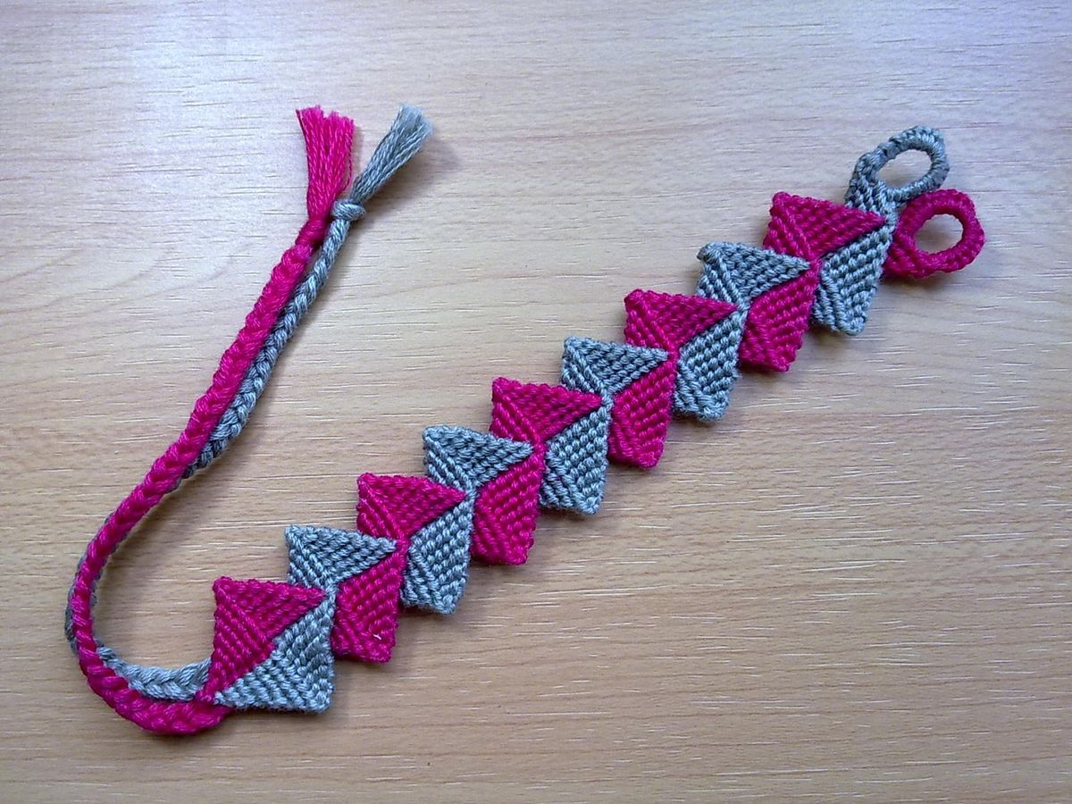 make blog finished embroidery bracelet how hobbycraft bracelets friendship to
