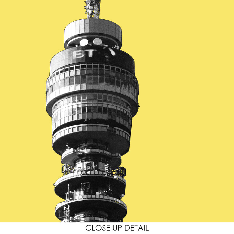 London Print - BT Tower - Travel Prints - product images  of