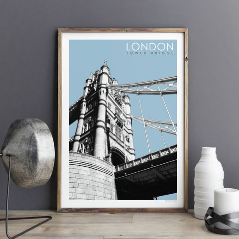 London,Prints,-,Tower,Bridge,london prints, art prints, city prints, travel prints, Tower Bridge London art