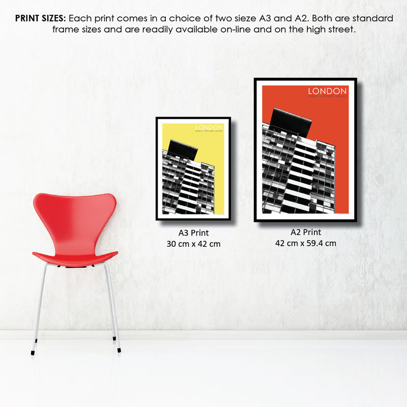 London Prints - Golden Lane Estate - product images  of