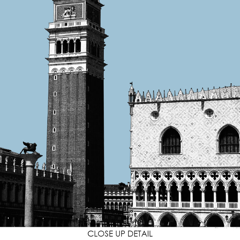 Travel Prints - Venice St Marks Square - product images  of