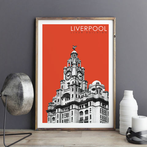 Liverpool,Prints,-,Liver,Building,Travel,Posters,liverpool prints, travel posters, city prints, travel prints, liver building