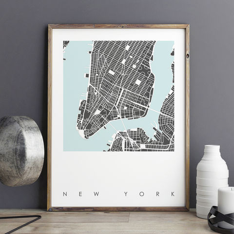 New,York,Map,Art,Prints,-,LIMITED,EDITION,PRINTS,new york map art prints, city maps, city prints, limited edition prints