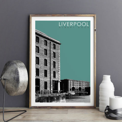 Liverpool,Art,Prints,-,Albert,Dock,Travel,City,liverpoolart  prints, travel prints, city prints, Albert Dock