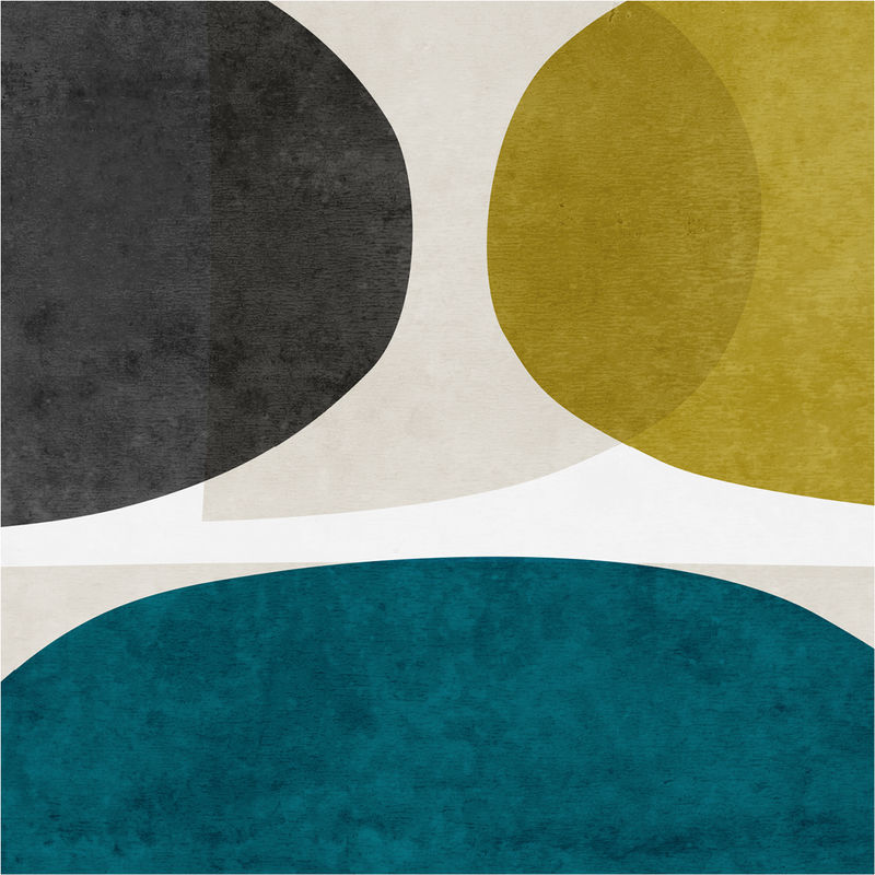 Wall Art Set – Set of 3 Prints – Abstract Art Print – Living Room Prints – Minimalist Prints – Fine Art Prints - product images  of
