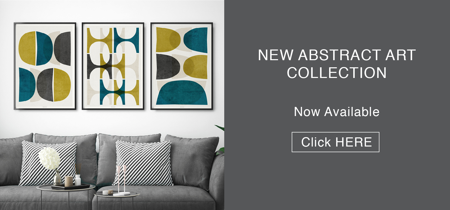 Abstract art print minimalist prints modern wall art