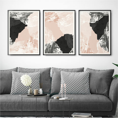 Set,of,3,Prints,–,Abstract,Art,Print,Minimalist,Fine,-,Triptych,Large,Wall,Set of 3 Prints, Abstract Art Print Set, Minimalist Fine Art Print, Triptych, Large Wall Art Prints