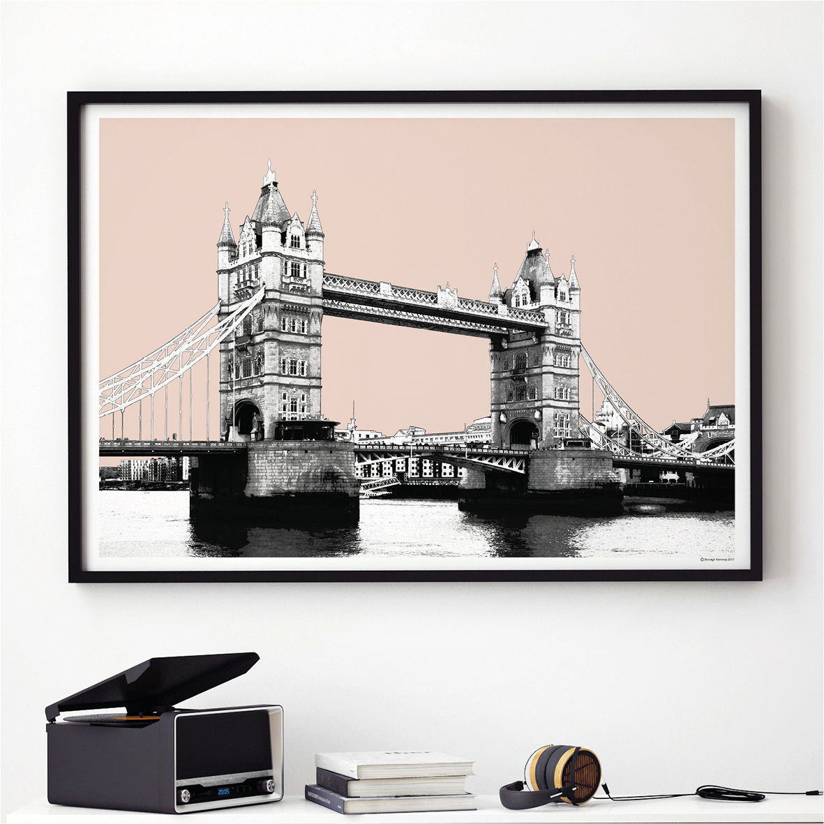 London,Skyline,Wall,Art,Print, ,City,Prints,