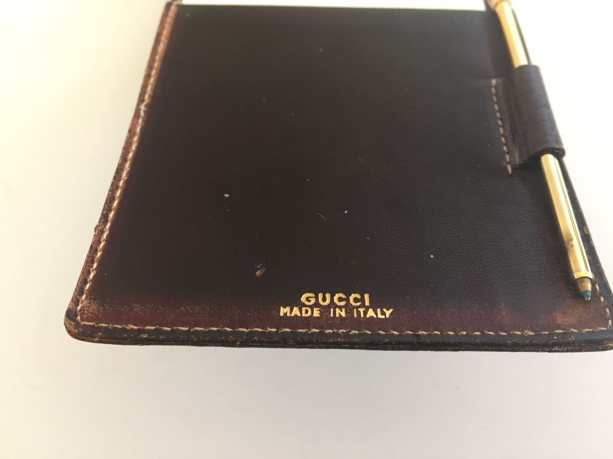 Gucci Pocket Note Pad - product images  of