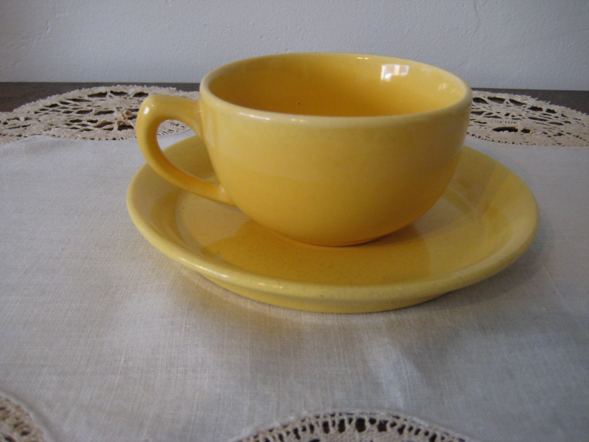 Bauer Cup and Saucer - product image