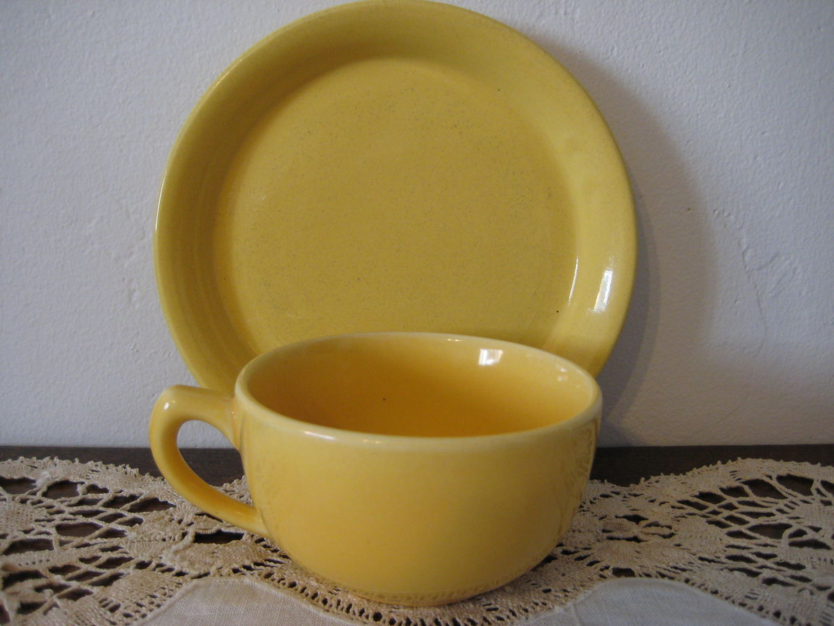 Bauer Cup and Saucer - product images  of