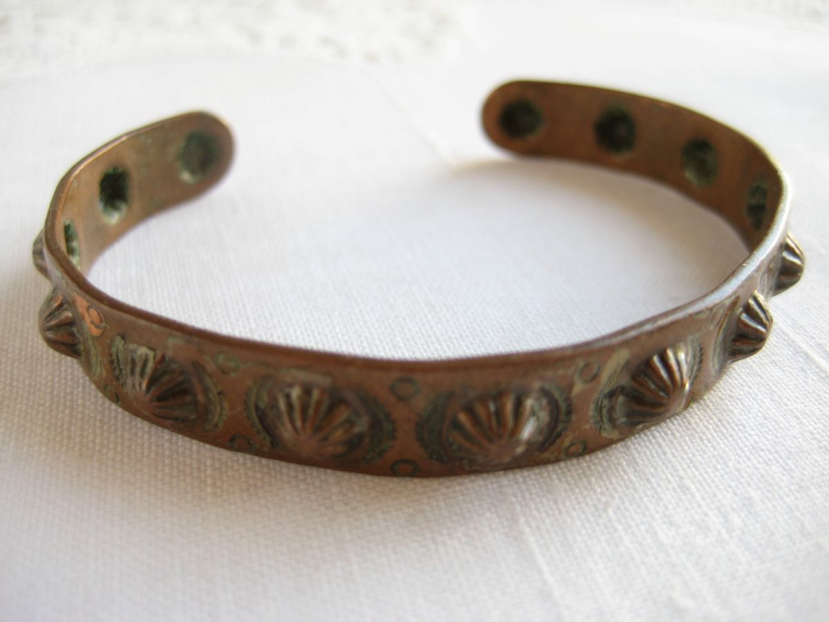 Childs Copper Bracelet - product image
