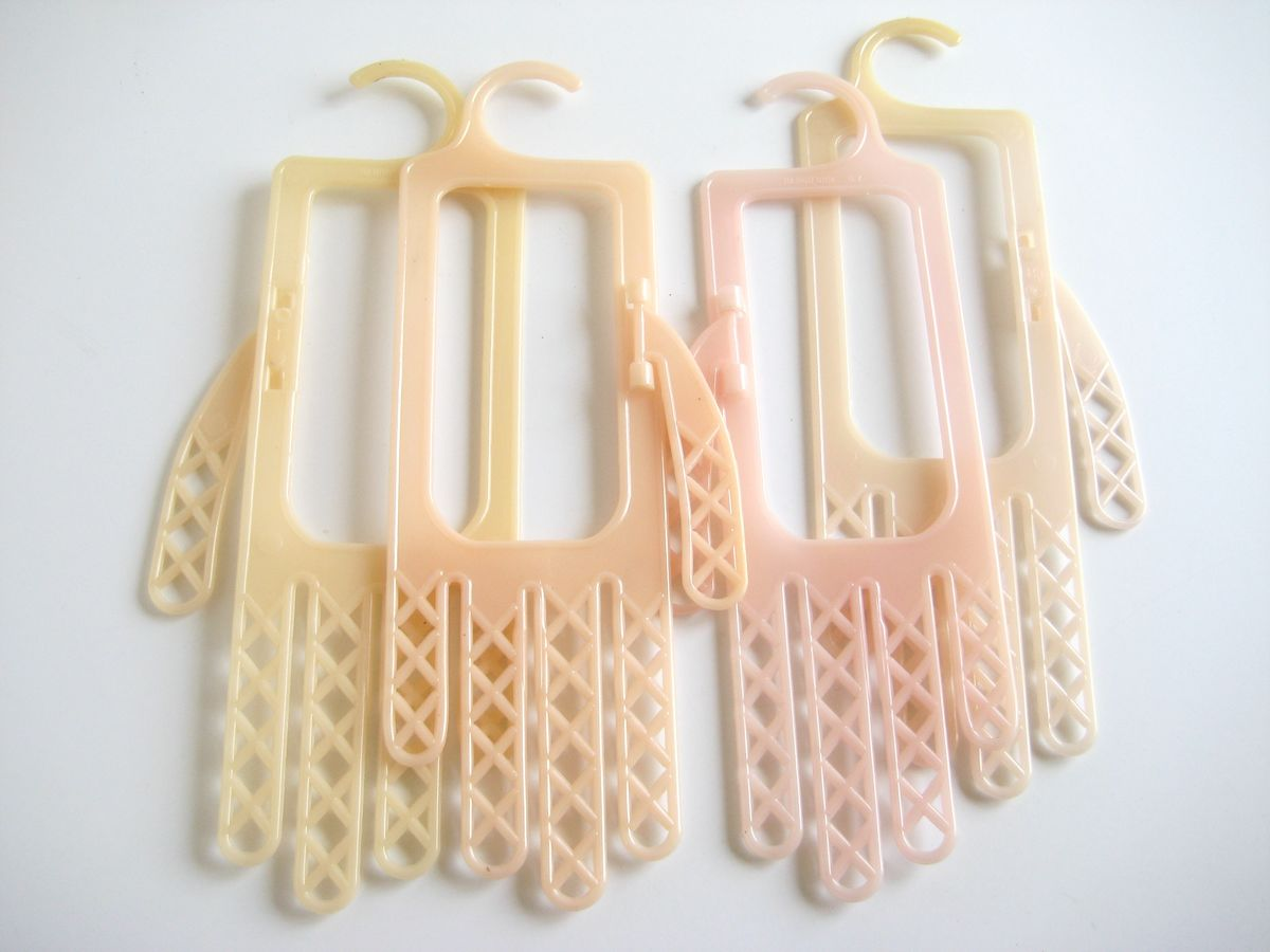 Vintage Handiform Glove Dryers/Forms/Hangers 2 pair - product images  of