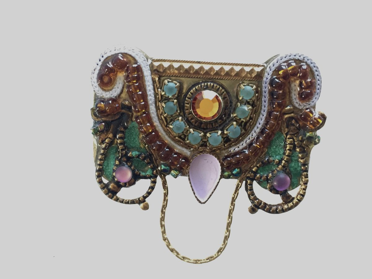Adaya Brooch from Israel - product images  of