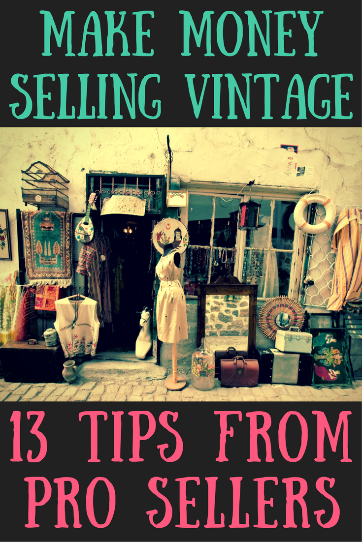 13 tips from Pro Sellers