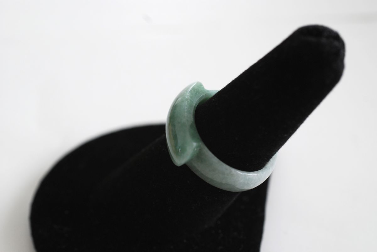 Jade Saddle Ring  - product images  of