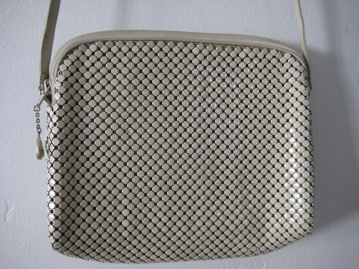 Vintage Whiting and Davis Purse - product image