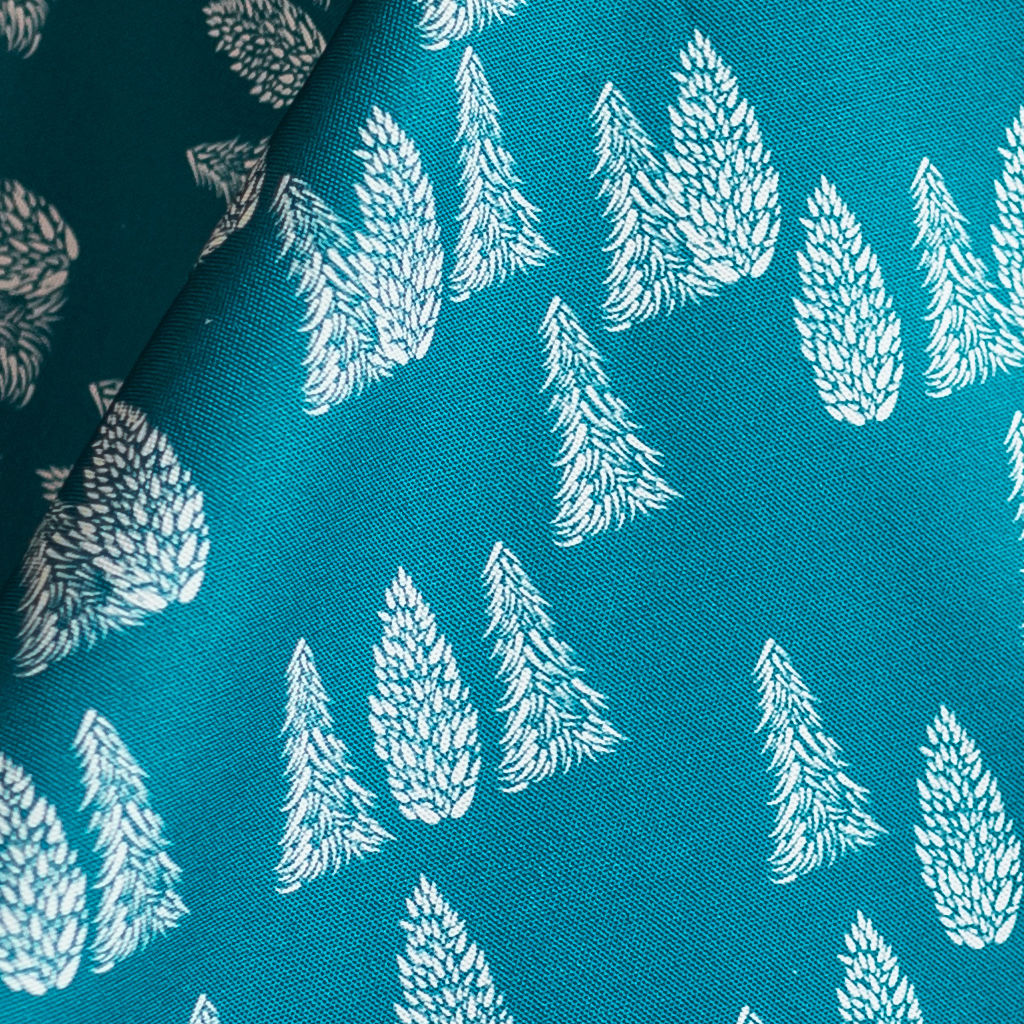 Greenland Trees Fabric - product images  of