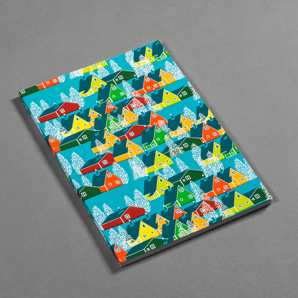 Greenland Multicolour Notebook - product images  of