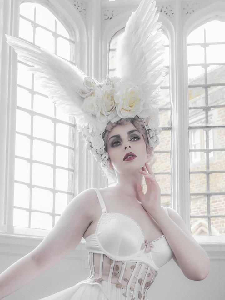 'Cygnus' Headdress - product images  of