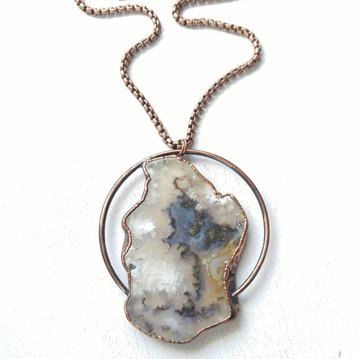 Graveyard Point Orb Necklace - product image