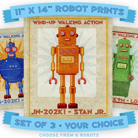 Retro,Robot,Art,Prints-,11,x,14-,Set,of,3,Land,Nod,Retrobot,Series-,Wall,for,Kids,Room-,Sci,Fi,Children,Print,Science_Fiction,Retro_Robot_Art,Art_For_Kids_Room,Land_Of_Nod_Prints,Robot_Prints,Retro_Robot_Poster,Robot_Wall_Art,Scifi_Art,Decor_For_Guys,Retro_Wall_Art,Retrobot_Art,Johnwgolden,Paper