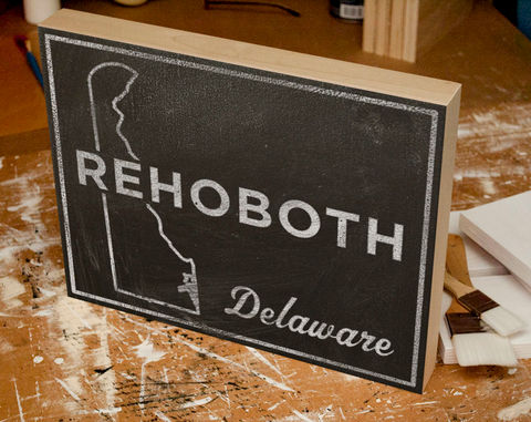 Rehoboth,Art,City,State,Box-,11,x,14,Delaware,Print-,Personalized,Family,Gift-,Custom,Print,Digital,Chalkboard_Art,City_Print,Vintage_Look_Art,Minimalist_Art,United_States_Cities,Dorm_Room_Art,Living_Room_Office,Custom_State_Print,Personalized_Family,Family_Gift,rehoboth_art,delaware_print,delaware_state_art,wood,paper,ink,glue,sealer