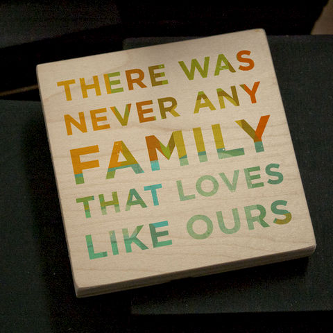 Family,Gift-,There,Was,Never,Any,That,Loves,Like,Ours,Art,Block-,4,x,Series-,Sign-,Decor-,Art-,Kid,Decor,Family Gift, There was never any family that loves like ours, Family Sign, Family Decor, Family Art, Kid Decor