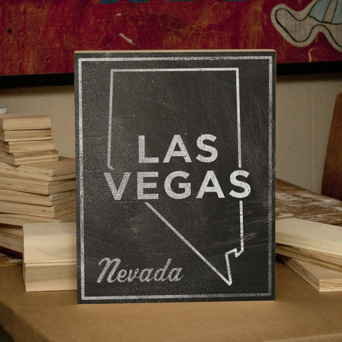 Las,Vegas,City,State,Art,Box,-,11,in,x,14,Print,Chalkboard,Custom,Print,,Nevada,Chalkboard Art, Las Vegas Art, City Print, Vintage Look Art, Minimalist Art, Typography Art, Honeymoon Gift, United States Cities, Dorm Room Art, Living Room Office, Wedding Gift, Custom State Print, Nevada State Art