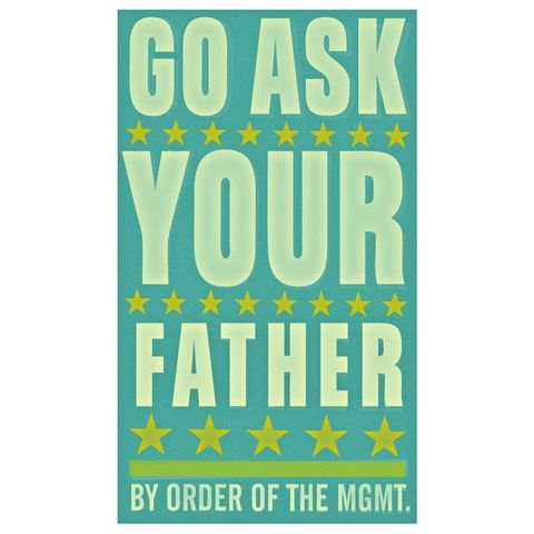 Go,Ask,Your,Father,children,toddler,art,illustration,print,digital,john_w_golden,mothers_day_gifts,mothers_day,mothers_day_2011,mothering_sunday,mom,paper,computer