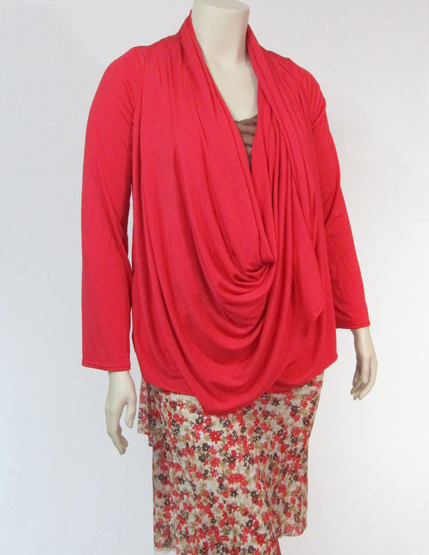 Maternity Nursing Cover Cardigan Wrap - product images  of