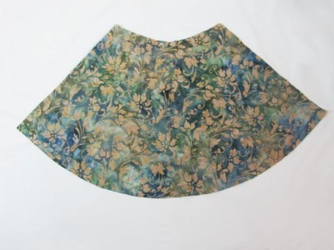 TNB,Girls,Skirt,-,Earthy,Batik