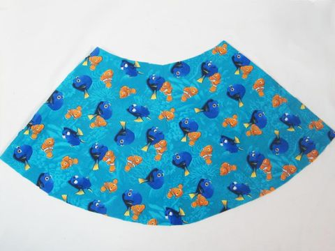 Girls,Skirt,-,Nemo,&,Dory,finding nemo skirt