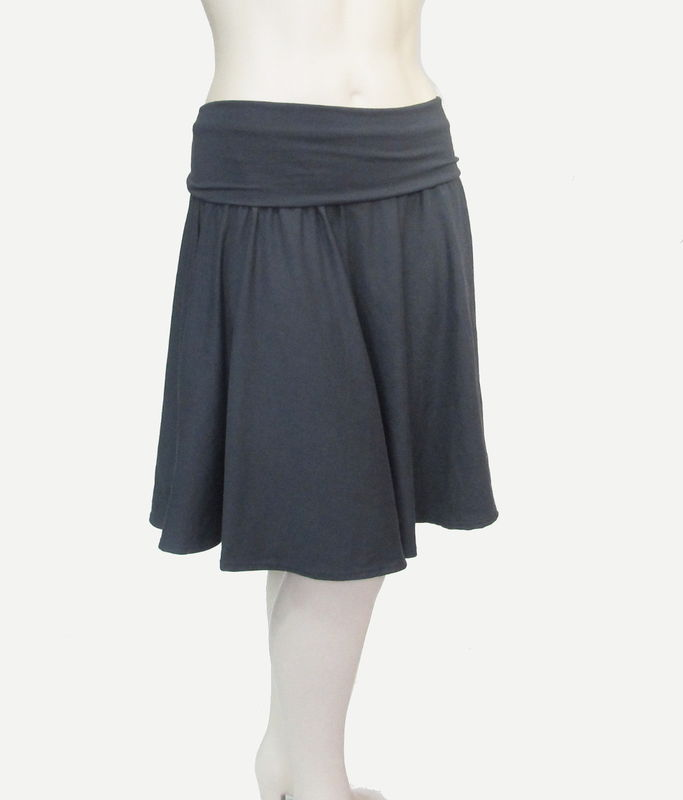 The Kobieta Pocketed Half Moon Skirt - product images  of
