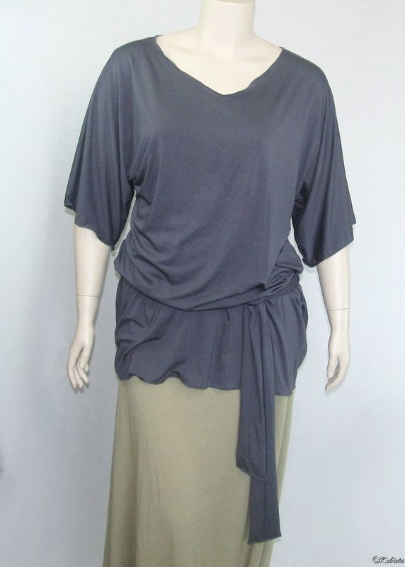 The Kobieta Oversized Yoga Tunic - product images  of