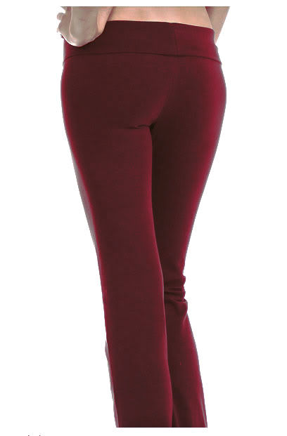 Women's Bootcut Yoga Pants - Petite to Plus Size - product images  of
