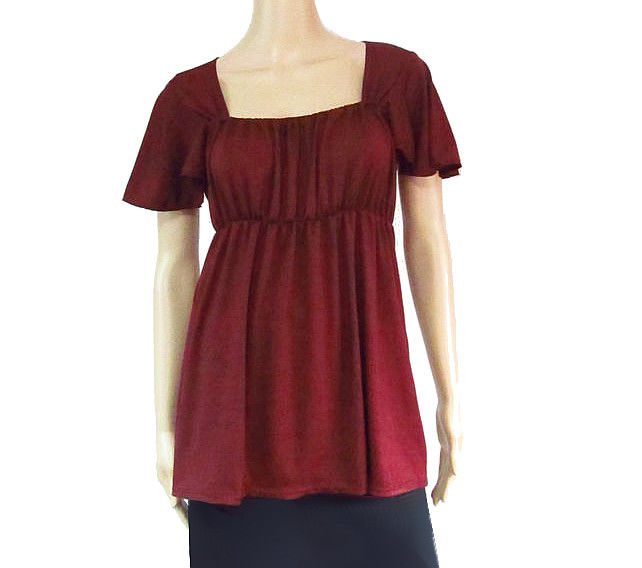 Women's Modern Peasant Top - product images  of