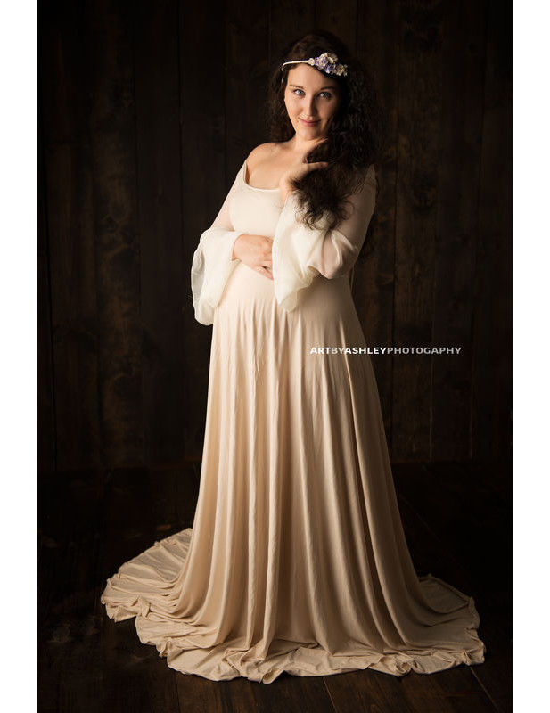The Kobieta Maternity Guinevere Photo Dress - product images  of