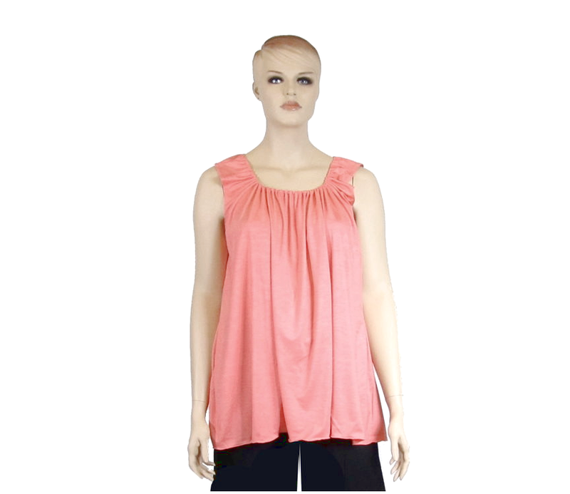 The Kobieta Peasant Fluttered Tank Top - product images  of