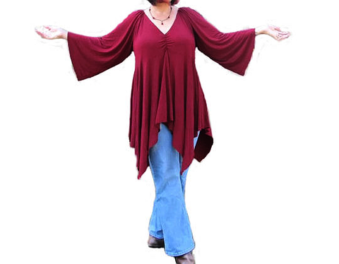 The,Kobieta,Modern,Juliet,plus size clothing for women,Bamboo Clothing,Shirt,plus size,womens shirt,tunic,modern,peasant top,womens tunic,empire waist, asymmetrical shirt,asymmetrical tunic,handkerchief shirt,flowing tunic_top,womens long shirt,made to measure,womens tunic top,bam