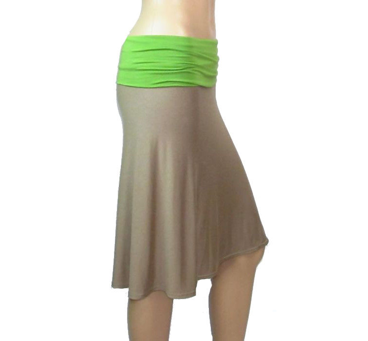 The Kobieta Jersey A-Line Skirt - product images  of