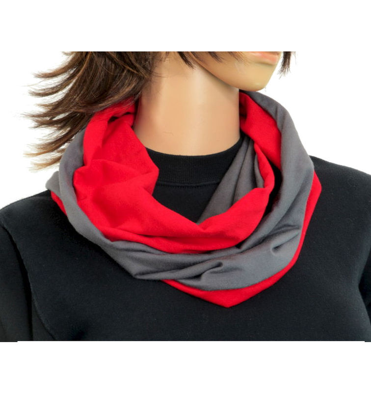 The Kobieta Skinny Infinity Scarf - product images  of