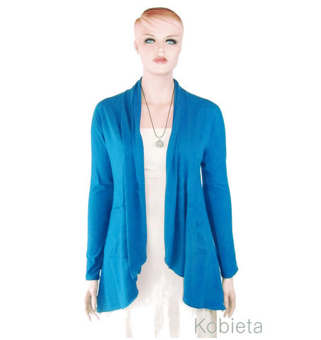 The,Kobieta,Artiste,Pocketed,Cardigan,pocketed cardigan, cardigan with pockets,  womens cardigan,bamboo cardigan,kobieta,bamboo wrap,stretch knit wrap,custom size, short sleeve cardigan,cardigan pockets, bamboo