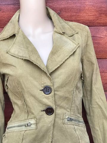 Eco-Ga'nik,Retro,Fitted,Jacket,in,Camel,Corduroy-,Size,Small,eco-ga'nik,organic cotton jacket, corduroy hipster jacket, retro cord jacket, ethical fashion jacket, hipster jacket, retro jacket, hippy jacket, eco-friendly jacket, organic cotton jacket